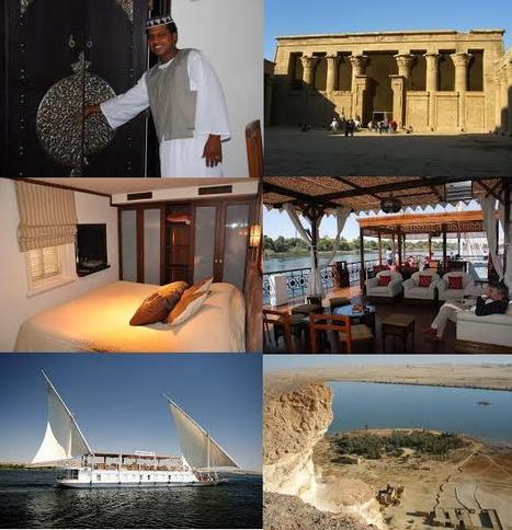 Dahabiya Nile Cruise | Special Tours,Packages and Programs | Scoop.it