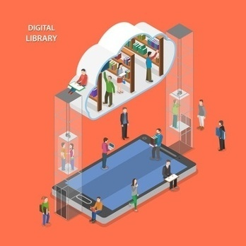 Is the Online Digital Library Our Future? | Libraries, Books, and Writing | Scoop.it