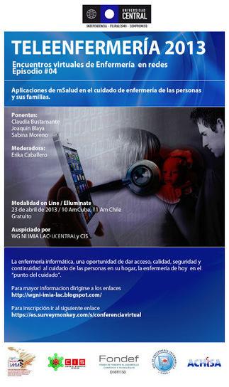 Grupo de Enfermería en Informática. y Afínes de América Latina y el ... | Informática Médica | Scoop.it