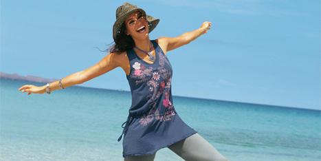 Astuces bien-être : tous en forme ! | Je me blancheporte bien - le blog de Blancheporte | Seniors et activité physique | Scoop.it