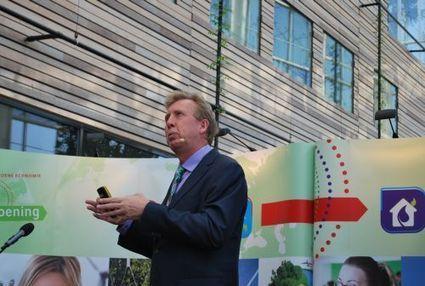 Duidelijke boodschap van Jan Rotmans en andere sprekers aan groen onderwijs | LTE, licence to educate | Scoop.it
