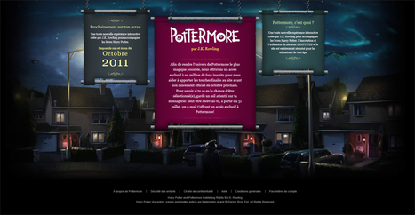 Pottermore opens its doors to 1 million fans | Transmedia: Storytelling for the Digital Age | Scoop.it