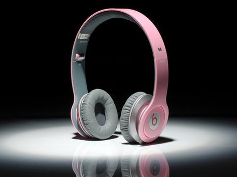 Eye-catching Monster Beats by Dr. Dre Solo Pink_hellobeatsdreseller.com | Monster Beats Solo | Scoop.it