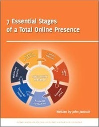 Free eBook: 7 Essential Stages of a Total Online Presence from Duct Tape Marketing - | An Eye on New Media | Scoop.it