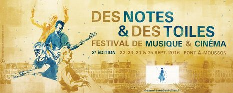 Des Notes et des Toiles - Festival Musique & Cinéma | Heart is a Lock, Music is the Key | Scoop.it
