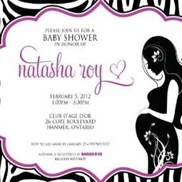 Free Baby Shower Invitation Templates - Check Them Out   Baby shower invitation templates   Scoop.it