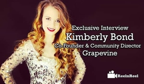 Kimberly Bond - Co-Founder Grapevine Exclusive Interview about YouTube Influencer Marketing | Social Video Marketing | Scoop.it
