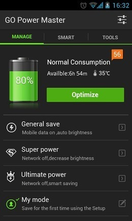 GO Battery Saver &Power Widget Premium v4.13 | ApkLife-Android Apps Games Themes | Android Applications And Games | Scoop.it