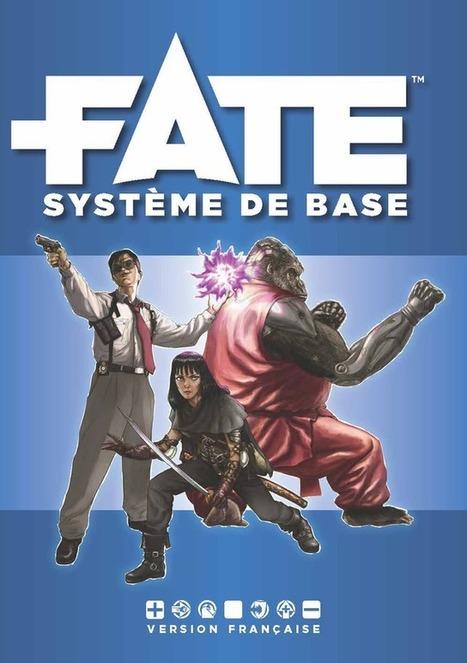 Fate : Le système générique de JDR, enfin en français | Imaginaire et jeux de rôle : news | Scoop.it
