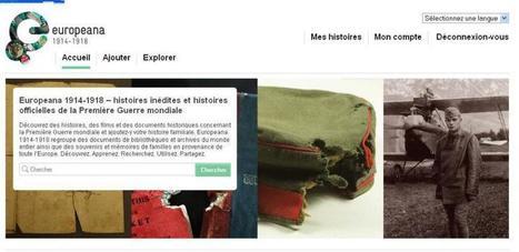 Article du jour (158) : Europeana 1914-1918 | CGMA Généalogie | Scoop.it