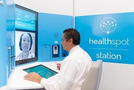 Rite Aid to Test HealthSpot Telemedicine Kiosks in Ohio Stores | Trends in Retail Health Clinics  and telemedicine | Scoop.it