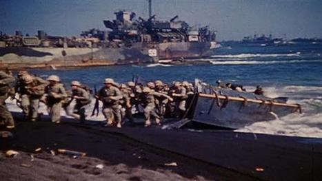 Battle of Iwo Jima Video - World War II History - HISTORY.com | History Movies | Scoop.it