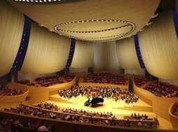 Bing Concert Hall Ready for Grand Opening : San Francisco Classical Voice | Music Now. | Scoop.it