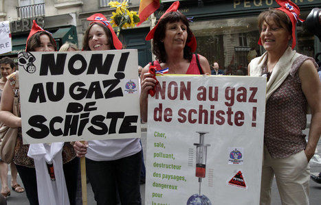 Gaz de schiste, mode d'emploi  - leJDD.fr | gaz de schiste en france | Scoop.it