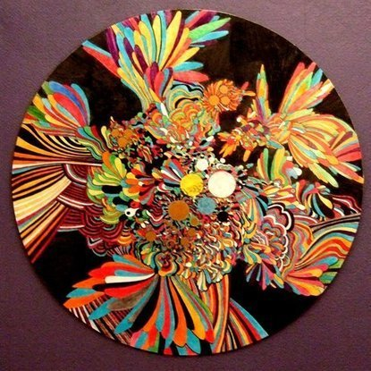 Bernard Maricau       Artist      France | D.5.8 djilali mekhzoum | Scoop.it