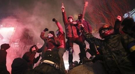 L'Europe doit soutenir les manifestants ukrainiens, derniers europhiles | Slate | Union Européenne, une construction dans la tourmente | Scoop.it