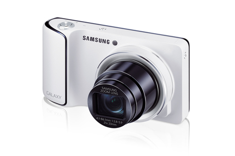 Samsung unveils Android-based Galaxy Camera | Photo Magazine | Scoop.it