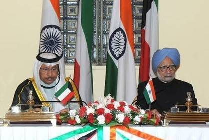 Indian community's role in Kuwait lauded - IANS | Anand | Scoop.it