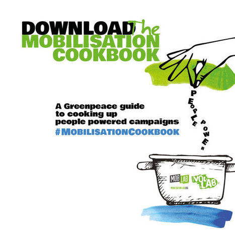 The Mobilisation Cookbook - A Guide to People Power | networks and network weaving | Scoop.it