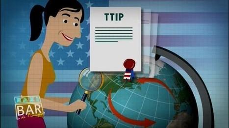 TV5MONDE : Tampons, TTIP et jeux vidéo | Alter Tierra: Agroécologie & Agriculture | Scoop.it