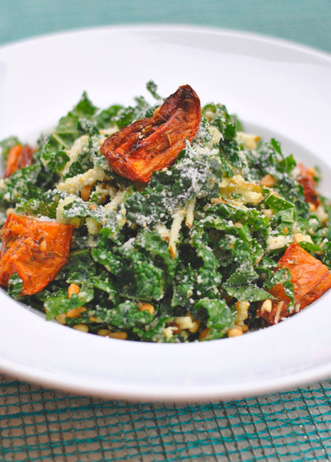 Hotel Valley Ho's Modern Summer Fare:  ZuZu's Tuscan Kale Salad | tropical traveling | Scoop.it