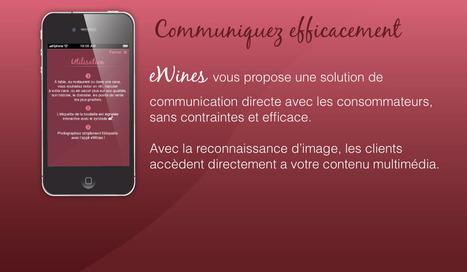 Ewines Réseau social du vin sur mobile via Christophe Decogne | Vin, blogs, réseaux sociaux, partage, communauté Vinocamp France | Scoop.it