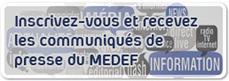 Une nouvelle politique des infrastructures pour la France : le Medef s'investit ! | psychologie sociale | Scoop.it