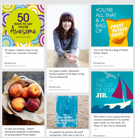 5 Pinterest Marketing Tactics That Produce Big Results | Pinterest for Blogging | Scoop.it