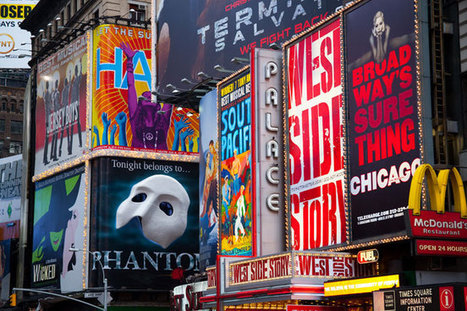 What On Earth Is Happening to Broadway? | Broadway Shows | Scoop.it