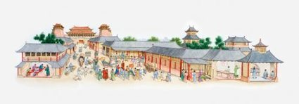 Ancient Chinese Culture | Ancient Cities | Scoop.it