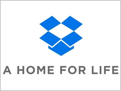 """Dropbox Makes a Bid to Be """"A Home for Life."""" (A What?) 