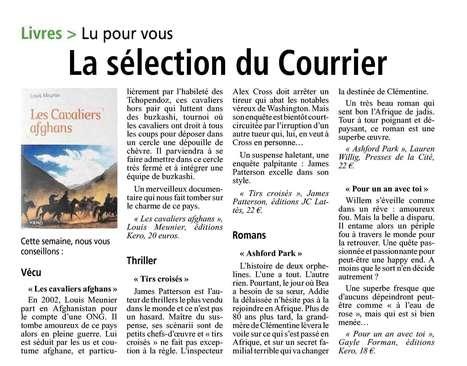 """Le Courrier Indépendant - """"Un merveilleux documentaire""""   Louis Meunier   Scoop.it"""