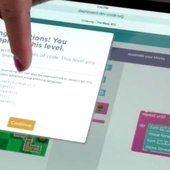 Opfordring: Brug en time på at kode med denne app - Computerworld Online | Kodning | Scoop.it