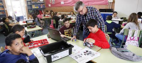 Alumnes de quatre escoles aprenen a programar d'una forma divertida | Competències digitals | Scoop.it