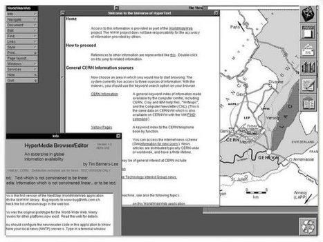Le tout premier site Internet à avoir été mis en ligne fête ses 25 ans | CCI du Tarn | Scoop.it