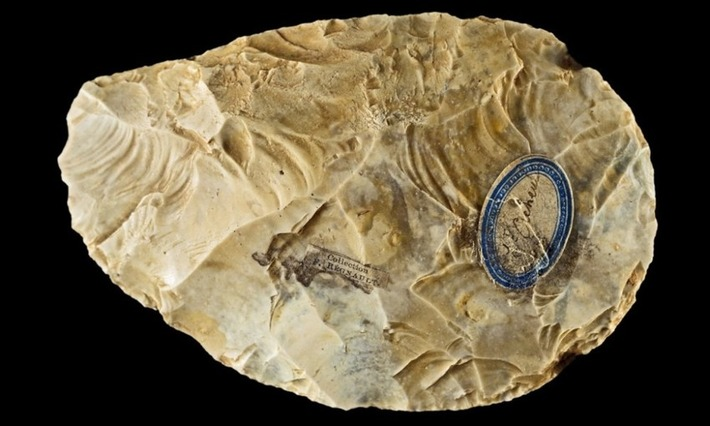 The Oldest Chinese Bone Acheulean Handaxe Has Been Found | Heritage Daily | Kiosque du monde : Asie | Scoop.it