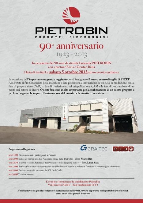 Partecipa ad un EVENTO ESCLUSIVO !! | Steel Structure production | Scoop.it