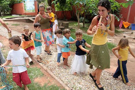 ¿Qué es la pedagogía Waldorf? educación para actuar, sentir y pensar   compaTIC   Scoop.it