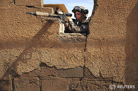 L'armée française hors de tout contrôle au Mali | Intervalles | Scoop.it