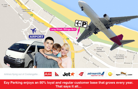 EZY PARKING: OFFERING GREAT PARKING OPTIONS AND LONG TERM CAR STORAG | Press Release | Scoop.it