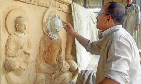 Tampering with ancient statues at Jualian stupa alleged | Archaeology News Network | Kiosque du monde : Asie | Scoop.it