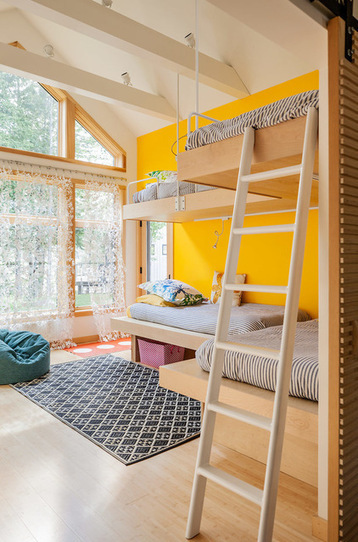 Dreaming in Color: 8 Eye-Opening Yellow Bedrooms | Designing Interiors | Scoop.it