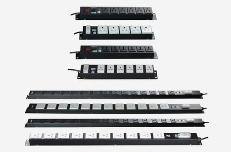 PDU for Rack, Power Distribution Unit Manufacturers in Bangalore, India | Industrial Storage Rack Manufacturers | Scoop.it