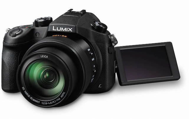 First look: Panasonic DMC-FZ1000 4K UHD camcorder