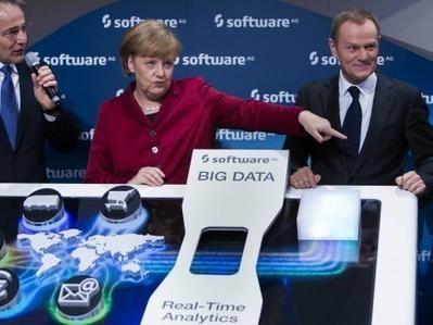 Inaugura Merkel feria de informática CeBIT en Alemania - Milenio.com | NTICX en Educación | Scoop.it