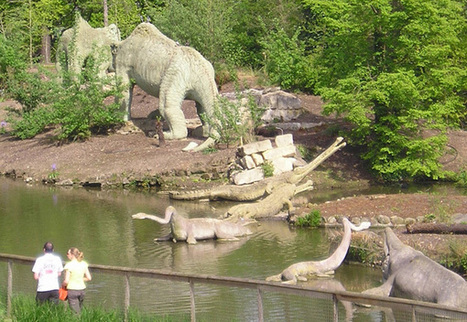 The Dinosaurs of Crystal Palace: Among the Most Accurate Renditions of Prehistoric Life Ever Made | Conformable Contacts | Scoop.it