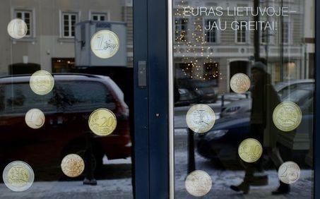 La Lituanie entre dans la zone euro avec espoir et inquiétude | Union Européenne, une construction dans la tourmente | Scoop.it