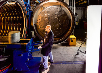 A Different Cup of Tea: GE Plant Will Incubate New Ways for Making Advanced Ceramics for Jet Engines | GE Reports | Aerospace Innovation & Technology | Scoop.it