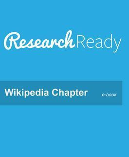 Resource Highlight: Wikipedia e-Book | EasyBib Blog | EasyBib | Scoop.it