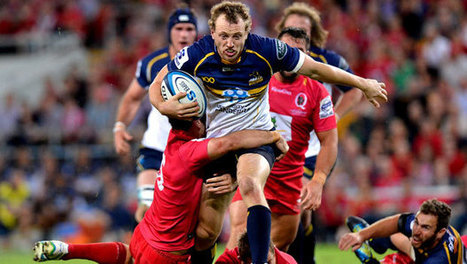 2014 Super Rugby fixture: Brumbies to play Reds in opening round | Rugby Union | Scoop.it